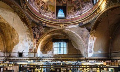 Il gioiello segreto di Piazza Vecchia Tour dentro San Michele all'Arco