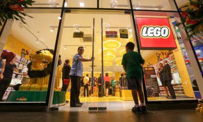 Accordo fra LEGO e Percassi Arrivano gli store dei mattoncini