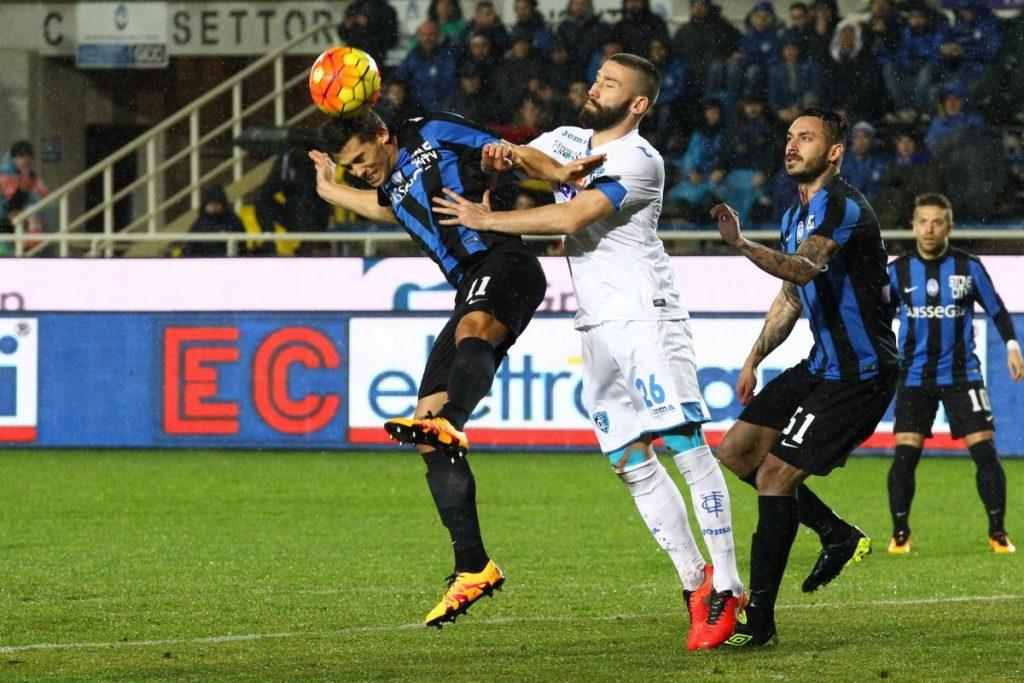 Soccer: Serie A; Atalanta-Empoli