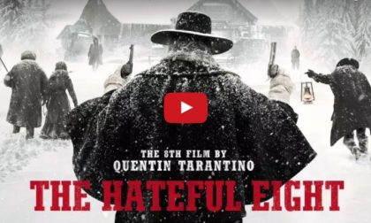 Morricone in The Hateful Eight Sentite che spettacolo di musica
