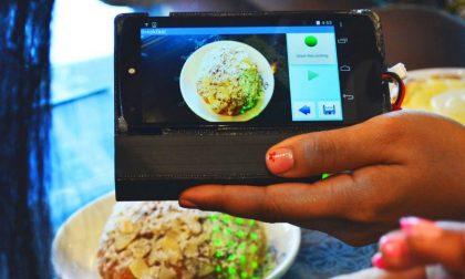 Lo scanner che svela le calorie e altre 4 novità tecnologiche