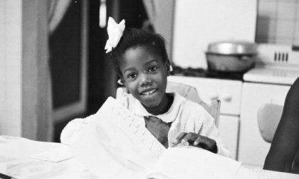 Ruby, la prima bambina di colore che entrò in una scuola per bianchi