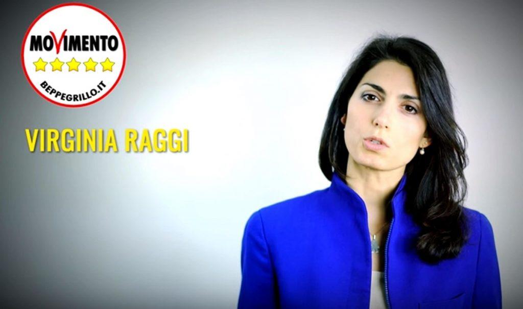 ++ Roma: Virginia Raggi candidata sindaco M5S ++