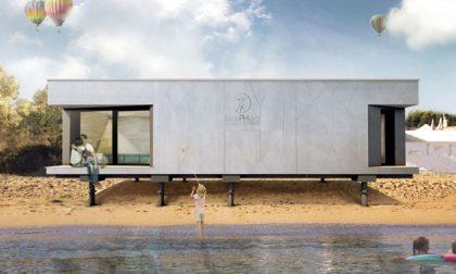 Biosphera 2.0, la casa del futuro che produce energia da sola