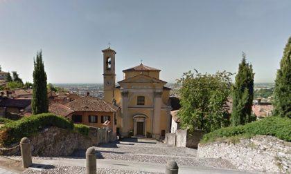 Passeggiata sui colli di Bergamo Le graziose vie del verde cittadine