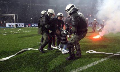 Perché il calcio in Grecia va a rotoli