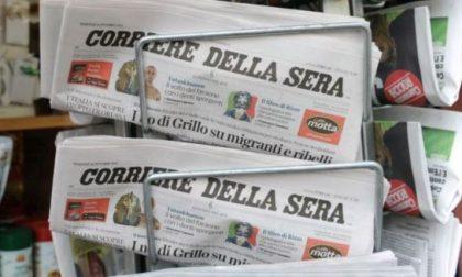 Il Corriere spegne 140 candeline Ma da festeggiare c'è ben poco