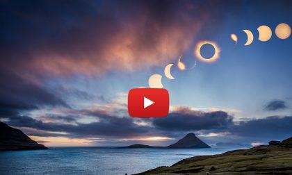L'eclissi totale di Sole e la superluna Stanotte seguite la diretta con noi