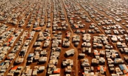 L'impressionante video della Bbc del campo profughi di Zaatari