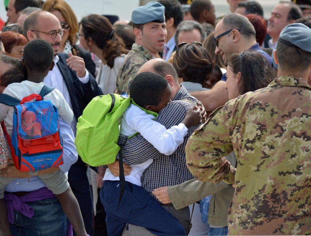 Adozioni: via libera da Congo per altri 47 bambini