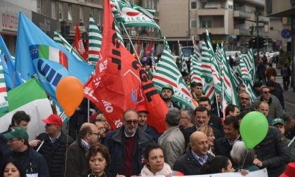 Sciopero regionale indetto per il 25 marzo: «Il Governo ha ceduto alle pressioni di Confindustria!»