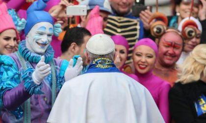 L'elogio spassionato del Papa per il circo (e pure per Fellini)