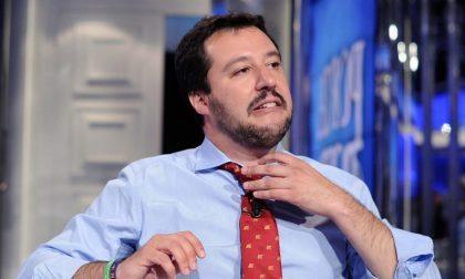 Salvini condannato per cori contro i napoletani a Pontida