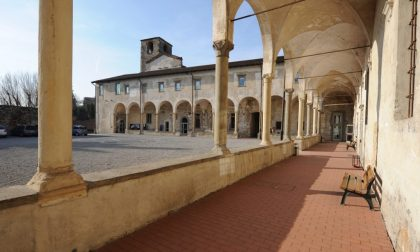 Io, bresciana, in Erasmus a Bergamo