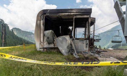 L'incendio agli impianti di Foppolo ha mandato in fumo anche il futuro