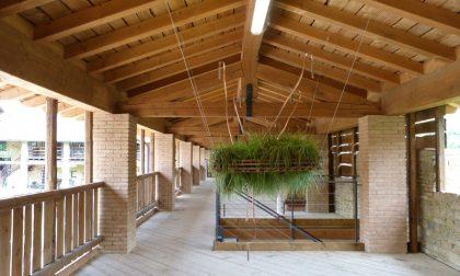 L'arte contemporanea a Valmarina Una mostra racchiusa tra i colli