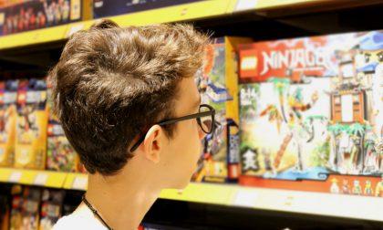 Il nuovo LEGO® store a Oriocenter