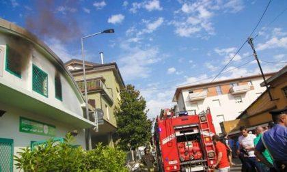 Il punto sulle indagini della Digos riguardanti l'incendio di via Cenisio