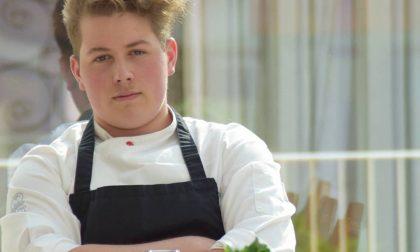 Ian, il giovane cuoco bergamasco in finale a Master Pizzachef 2016