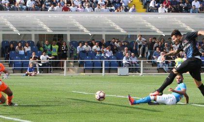 Splendida Atalanta, Napoli battuto (1-0)