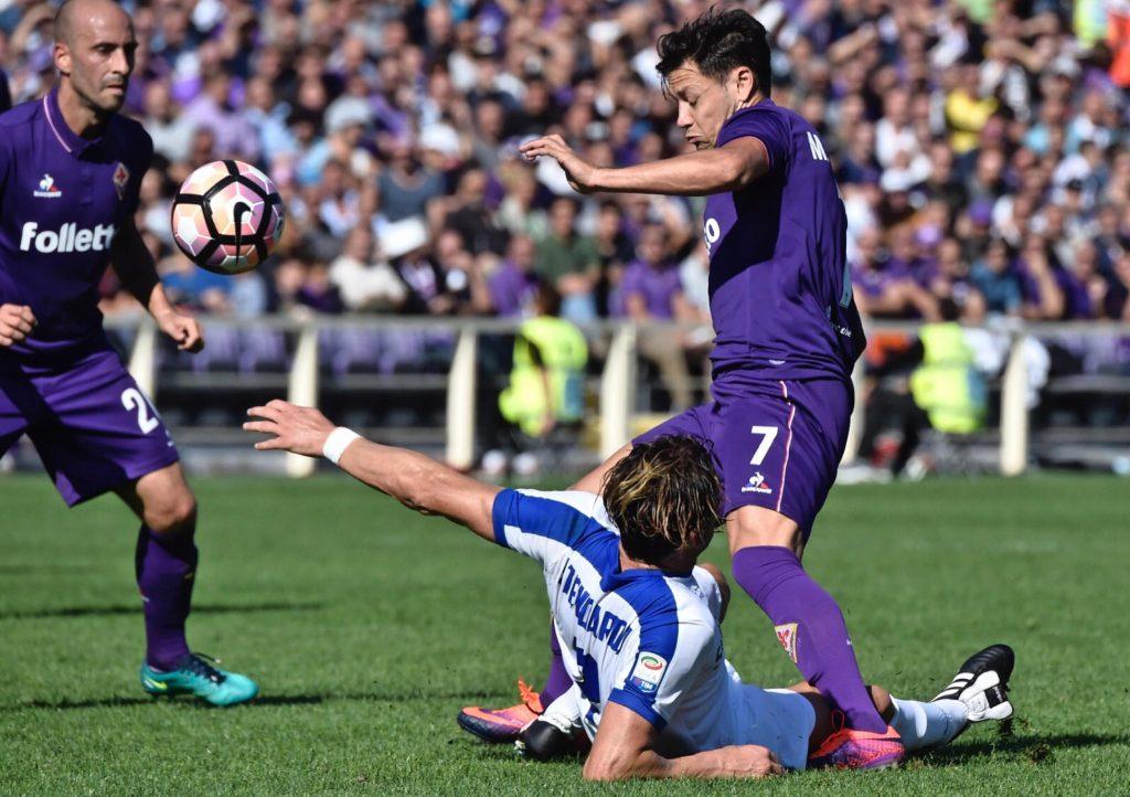Soccer: Serie A; Fiorentina-Atalanta
