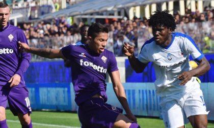 Più Atalanta che Fiorentina E un punto lo portiamo a casa