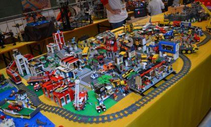 In diretta dal minimondo dei LEGO