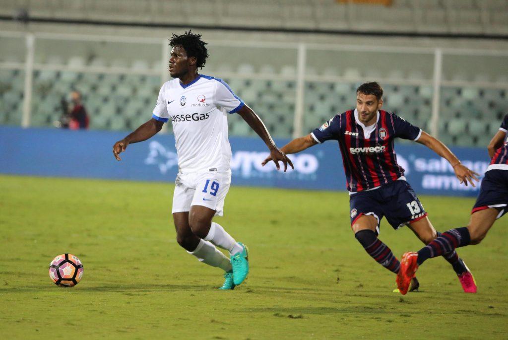 Soccer: Serie A; Crotone- Atalanta