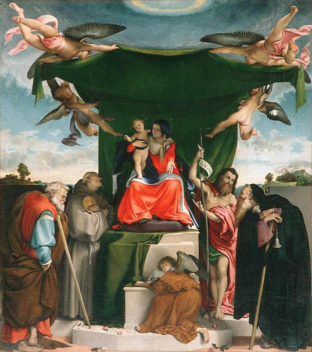 lotto-l-1521-madonna-con-il-bambino-e-santi-chiesa-di-san-bernardino