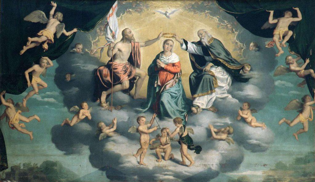 moroni-g-b-1576-incoronazione-della-madonna-chiesa-di-santalessandro-della-croce