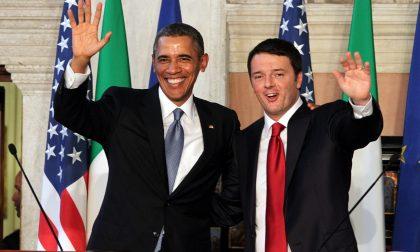 L'Italia è sempre più filoamericana Del resto, così piace a Renzi
