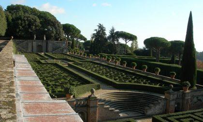 Il Papa rinuncia a Castel Gandolfo che presto sarà aperto al pubblico