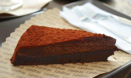 La torta al cioccolato più buona