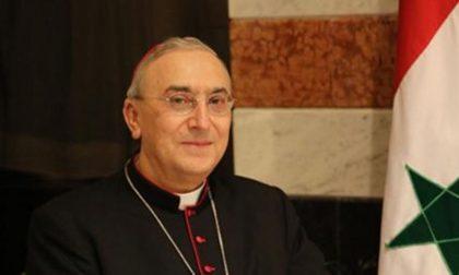 Il nunzio della martoriata Siria che vestirà la porpora cardinalizia