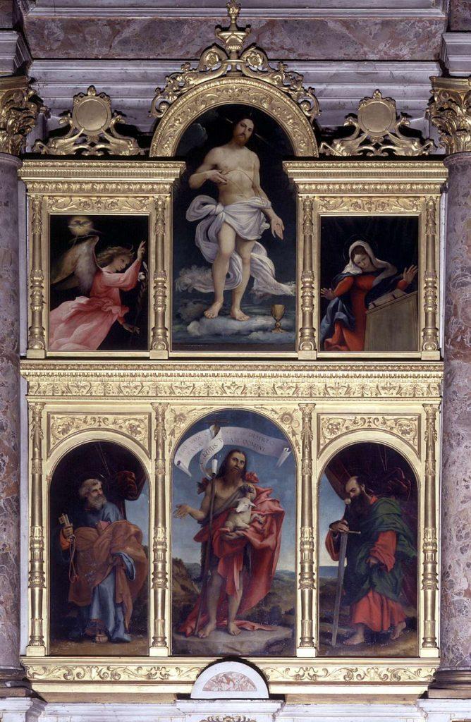 lotto-l-1522-polittico-di-ponteranica-chiesa-dei-santi-alessandro-e-vincenzo