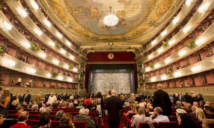 Lunedì 4 maggio ripartono anche i lavori per il restauro del Teatro Donizetti