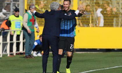 Un altro passo verso l'Europa: 1-1 a Roma