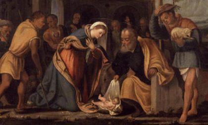8 quadri a Bergamo e dintorni dedicati alla nascita di Gesù