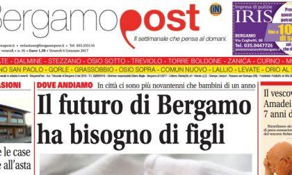 Cosa c'è nel nuovo BergamoPost che dal 6 gennaio è in edicola