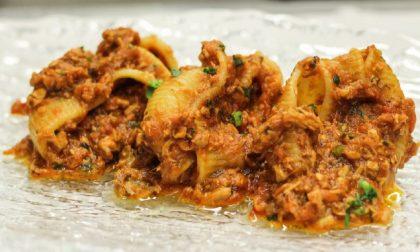 Metti un piatto a La Caprese Una pasta nata dal cuore del mare