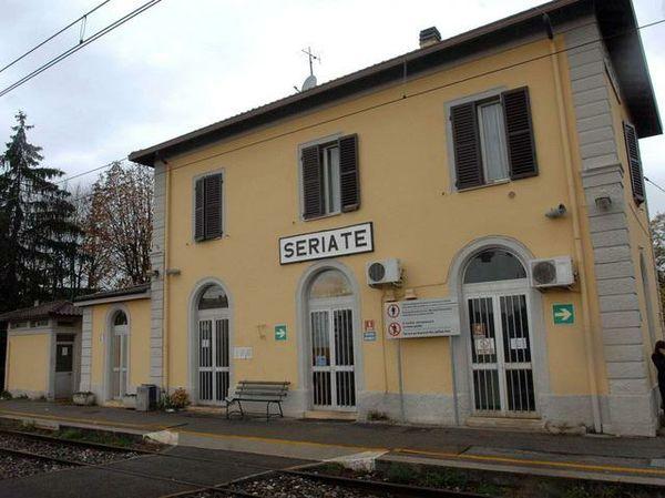 seriate stazione