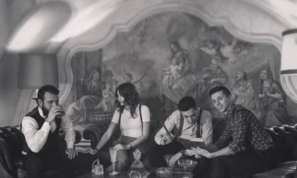 Un club anni Venti a Bergamo (per entrare serve la parola d'ordine)