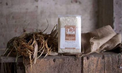 Il Salera, uno dei risi migliori (è bergamasco, un po' pavese)