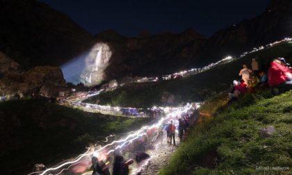 Le aperture delle cascate del Serio e la leggenda sulla loro nascita