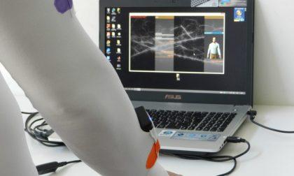 La fisioterapia diventa videogioco Riabilitazione bergamasca stile Wii