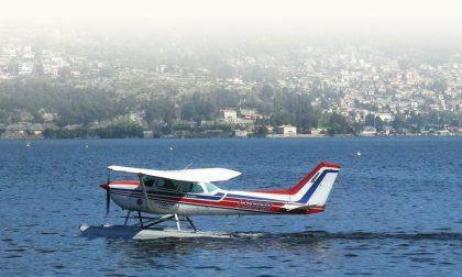 Iseo, dopo la passerella sulle acque arrivano gli atterraggi in idrovolante