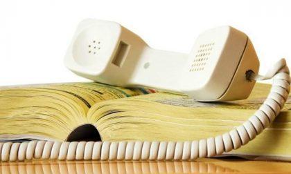 L'elenco telefonico di Bergamo 1999 esposto in un museo parigino