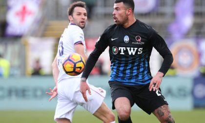 Atalanta-Fiorentina, pareggio di guerra
