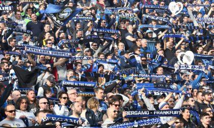 Solo la Juve porta allo stadio più appassionati dell'Atalanta
