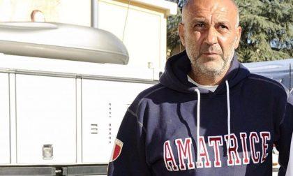 Il sindaco di Amatrice a Bergamo Andrà dai tifosi della Curva Nord